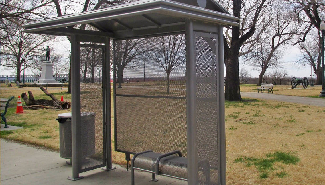 Memphis Area Transit Authority Bus Shelter Replacement